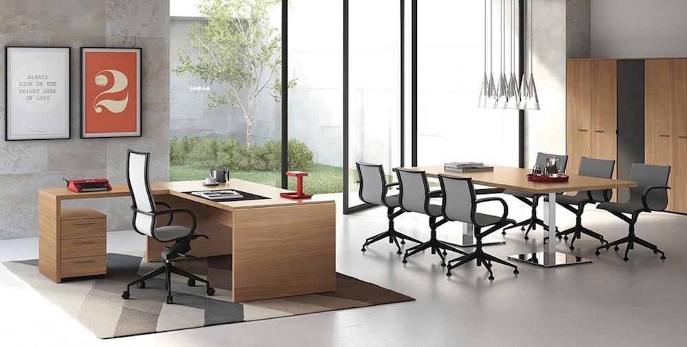 Arredo Ufficio Wenge : Arredo ufficio direzionale essential executive ufficio design italia