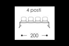 4 posti