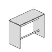 TEAM TABLES : Variante 140x80