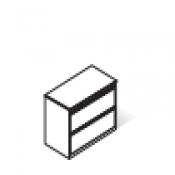 Classificatore orizzontale : Variante 93x45x73H