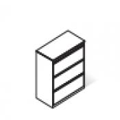 Classificatore orizzontale : Variante 93x45x104H