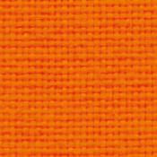 Poltrona Star con poggiatesta : Variante tessuto arancio