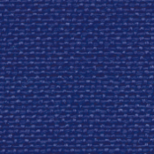 Poltrona Star con poggiatesta : Variante tessuto blu