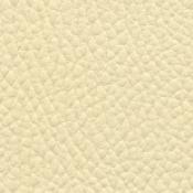 Poltrona Star con poggiatesta : Variante ecopelle beige