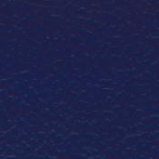 Poltrona Star con poggiatesta : Variante ecopelle blu