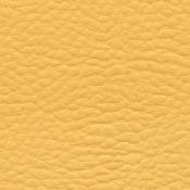 Poltrona Star con poggiatesta : Variante ecopelle giallo