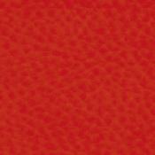 Sgabello : Variante ecopelle rosso