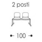 Panca Bik : Variante 2 posti