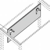 Modesty panel OXI : Variante L.140
