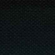 Poltrona Star con poggiatesta : Variante tessuto nero