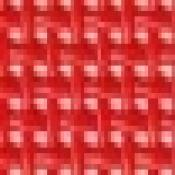 Poltrona Argenta: Variante rosso