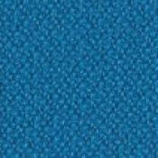 Sedia F01 con tavoletta : Variante azzurro