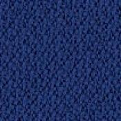 Sedia F01 con tavoletta : Variante blu