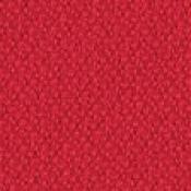 Sedia F01 con tavoletta : Variante rosso